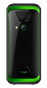Telefon mobil Samgle F9 Hulk, 3G, 1450 mAh, 64MB RAM, 128MB ROM, 2.8 inch, Lanterna, Radio, Dual SIM, Compatibil Digi Mobil5