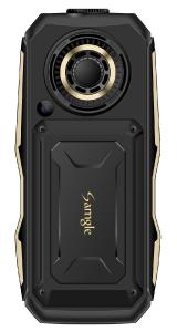 Telefon mobil Samgle S1 Thor, 3G, 4000 mAh, 64MB RAM, 128MB ROM, 2.4 inch, 0.08MP, Bluetooth, Lanterna, Dual SIM, Compatibil Digi Mobil2