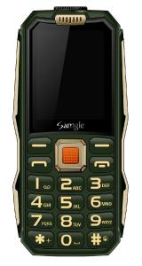 Telefon mobil Samgle S1 Thor, 3G, 4000 mAh, 64MB RAM, 128MB ROM, 2.4 inch, 0.08MP, Bluetooth, Lanterna, Dual SIM, Compatibil Digi Mobil4
