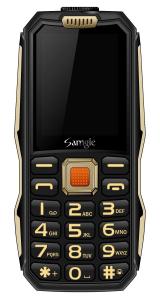 Telefon mobil Samgle S1 Thor, 3G, 4000 mAh, 64MB RAM, 128MB ROM, 2.4 inch, 0.08MP, Bluetooth, Lanterna, Dual SIM, Compatibil Digi Mobil1