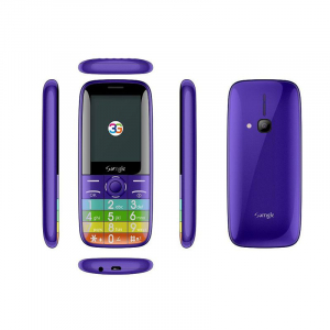 Telefon mobil Samgle Zoey 3G, Ecran 2.4 inch, Bluetooth, Digi 3G, Camera, Slot Card, Radio FM, Internet, DualSim6