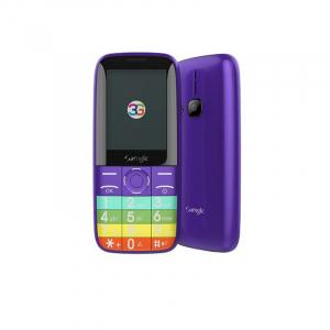 Telefon mobil Samgle Zoey 3G, Ecran 2.4 inch, Bluetooth, Digi 3G, Camera, Slot Card, Radio FM, Internet, DualSim3