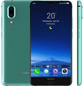 Telefon mobil SHARP AQUOS S2 C10, Android 7.1, 4GB RAM, 64GB ROM, 5.5 inch FHD+, Snapdragon 630 OctaCore, Face ID, NFC, 3020mAh, 4G5