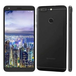 Telefon mobil Sharp B10, Android 7.0, 3GB RAM, 32GB ROM, MT6750TOctaCore, 5.7 inch, Amprenta, Dual SIM0