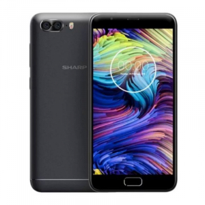 Sharp R1S 4G, Android 7, 3GB RAM 32GB ROM, 5.5 inch, Octa Core MT6750, Amprenta, DualSIM2