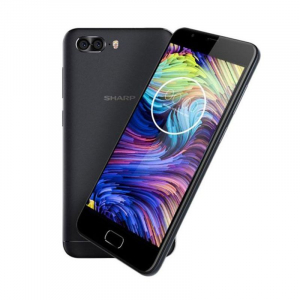 Sharp R1S 4G, Android 7, 3GB RAM 32GB ROM, 5.5 inch, Octa Core MT6750, Amprenta, DualSIM3