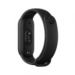 "Smartband Xiaomi Mi Band 5 cu folie cadou, AMOLED 1.1"", Incarcare magnetica, Monitorizare menstruatie, 11 moduri sport, negru, Global3"