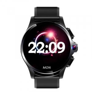 Smartwatch AllCall AWatch GT, 4G, IPS 1.6inch, 3GB RAM, 32GB ROM, Android 7.1, Wi-Fi, GPS, Cortex-A53 QuadCore, Face ID, 1260mAh, Negru1