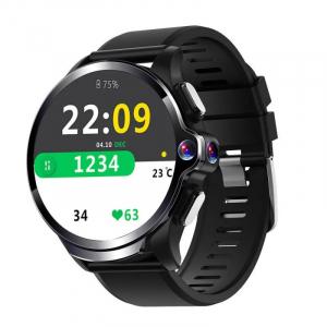 Smartwatch AllCall AWatch GT, 4G, IPS 1.6inch, 3GB RAM, 32GB ROM, Android 7.1, Wi-Fi, GPS, Cortex-A53 QuadCore, Face ID, 1260mAh, Negru3