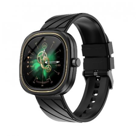 Smartwatch Doogee DG Ares Negru cu bratara din silicon [1]