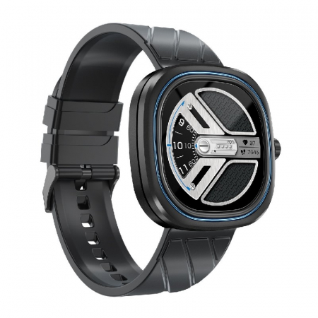 Smartwatch Doogee DG Ares Gri cu bratara din silicon [2]