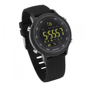Smartwatch EX18 waterproof ip67, autonomie pana la 12 luni - DualStore5