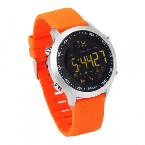 Smartwatch EX18 waterproof ip67, autonomie pana la 12 luni - DualStore4