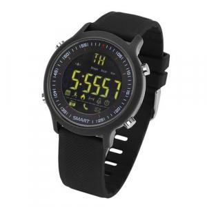 Smartwatch EX18 waterproof ip67, autonomie pana la 12 luni - DualStore1