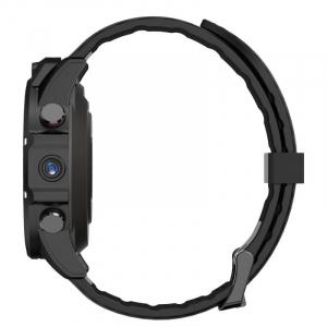 "Smartwatch Kospet Vision, 4G, IPS 1.6"", 3GB RAM, 32GB ROM, Android 7.1.1,MTK6739 QuadCore, Wi-Fi, GPS, 800mAh, Negru cu Albastru2"