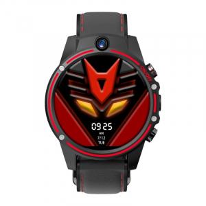 "Smartwatch Kospet Vision, 4G, IPS 1.6"", 3GB RAM, 32GB ROM, Android 7.1.1,MTK6739 QuadCore, Wi-Fi, GPS, 800mAh, Negru cu Rosu5"