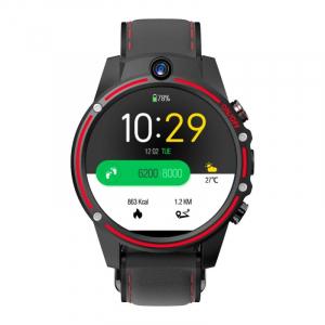 "Smartwatch Kospet Vision, 4G, IPS 1.6"", 3GB RAM, 32GB ROM, Android 7.1.1,MTK6739 QuadCore, Wi-Fi, GPS, 800mAh, Negru cu Rosu4"