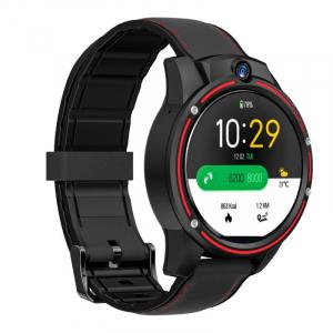 "Smartwatch Kospet Vision, 4G, IPS 1.6"", 3GB RAM, 32GB ROM, Android 7.1.1,MTK6739 QuadCore, Wi-Fi, GPS, 800mAh, Negru cu Rosu1"
