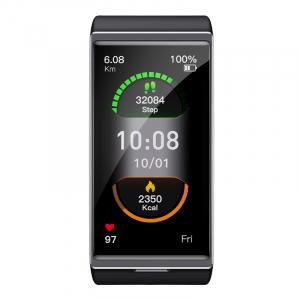 "Smartwatch STAR DM12 Silver, LCD 1.91"" Touch screen, Ritm cardiac, Contor calorii, Fitness tracker, Monitorizare somn, IP68, 300mAh6"