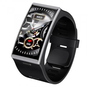 "Smartwatch STAR DM12 Silver, LCD 1.91"" Touch screen, Ritm cardiac, Contor calorii, Fitness tracker, Monitorizare somn, IP68, 300mAh0"
