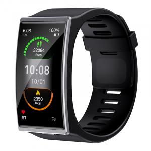 "Smartwatch STAR DM12 Silver, LCD 1.91"" Touch screen, Ritm cardiac, Contor calorii, Fitness tracker, Monitorizare somn, IP68, 300mAh1"