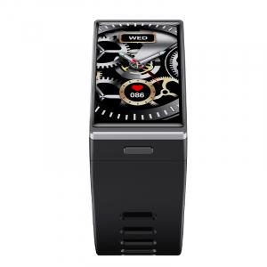 "Smartwatch STAR DM12 Silver, LCD 1.91"" Touch screen, Ritm cardiac, Contor calorii, Fitness tracker, Monitorizare somn, IP68, 300mAh5"