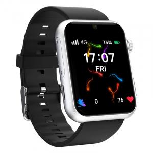 "Smartwatch STAR S888, 4G, TFT 1.8"", 3GB RAM, 32GB ROM, Android 7.1, MTK6739 QuadCore, GPS, Wi-Fi dual band, Bluetooth, IP65, 800mAh, Silver2"