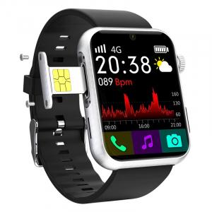 "Smartwatch STAR S888, 4G, TFT 1.8"", 3GB RAM, 32GB ROM, Android 7.1, MTK6739 QuadCore, GPS, Wi-Fi dual band, Bluetooth, IP65, 800mAh, Silver3"