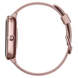 "Smartwatch Ulefone Watch Roz Coral, TFT 1.3"" touch screen, Ritm cardiac, Monitorizare Menstruatie, Waterproof, Bluetooth v5.0, 210mAh4"