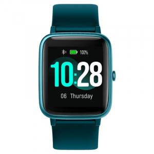 "Smartwatch Ulefone Watch Turcoaz, TFT 1.3"" touch screen, Ritm cardiac, Monitorizare Menstruatie, Waterproof, Bluetooth v5.0, 210mAh1"