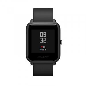 Smartwatch Xiaomi Amazfit Bip + folie cadou , GPS, Bluetooth, Waterproof IP68, ecran curbat 1.28 inch, ritm cardiac2
