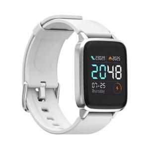 Smartwatch Xiaomi Haylou LS01, TFT 1.3inch, Multi-sport, Bluetooth v4.2, IP68, 210mAh, Silver0