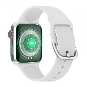 "Smartwatch Xiaomi Mi KU1 Pro Silver, TFT 1.54"" HD, Apelare prin bluetooth, 128MB ROM, Saturatie oxigen, Presiune sanguina, IP671"