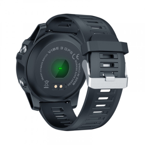 "Smartwatch Zeblaze Vibe 3 GPS, IPS 1.3"", GPS, Ritm cardiac, Calorii, Meteo, Bluetooth, Waterproof, 280mAh, Negru3"