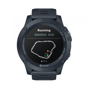 "Smartwatch Zeblaze Vibe 3 GPS, IPS 1.3"", GPS, Ritm cardiac, Calorii, Meteo, Bluetooth, Waterproof, 280mAh, Negru1"