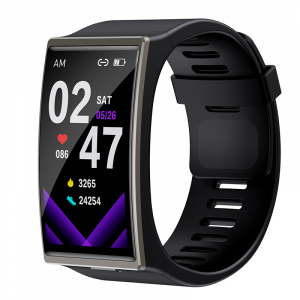 "Smartwatch STAR DM12 Gri, LCD 1.91"" Touch screen, Ritm cardiac, Contor calorii, Fitness tracker, Monitorizare somn, IP68, 300mAh1"