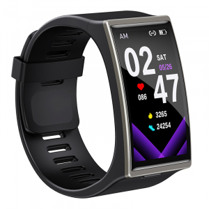 "Smartwatch STAR DM12 Gri, LCD 1.91"" Touch screen, Ritm cardiac, Contor calorii, Fitness tracker, Monitorizare somn, IP68, 300mAh2"