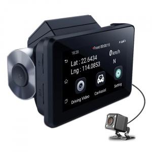 Camera auto Star Senatel K9 DVR, 3G, 3 inch IPS FHD,MTK6582, Quad-Core, 512MB RAM, 4GB ROM, Android,GPS, Wifi, Night Vision1
