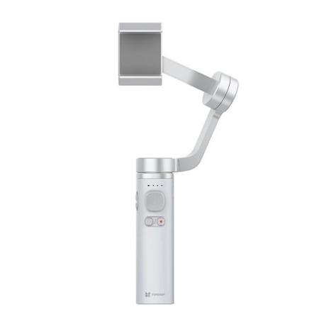 Stabilizator gimbal pliabil pe 3 axeFunSnap Capture π pentru smartphone, Giroscop, Bluetooth, Carcasa metalica, 4500mAh1