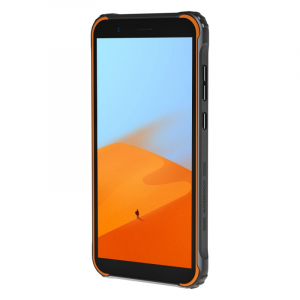 "Telefon mobil Blackview BV4900, 4G, IPS 5.7"", 3GB RAM, 32GB ROM, Android 10, Helio A22 QuadCore, NFC, 5580mAh, Dual SIM, Orange4"