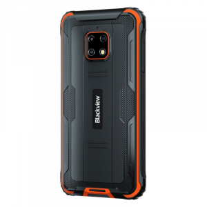 "Telefon mobil Blackview BV4900, 4G, IPS 5.7"", 3GB RAM, 32GB ROM, Android 10, Helio A22 QuadCore, NFC, 5580mAh, Dual SIM, Orange3"
