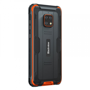 "Telefon mobil Blackview BV4900, 4G, IPS 5.7"", 3GB RAM, 32GB ROM, Android 10, Helio A22 QuadCore, NFC, 5580mAh, Dual SIM, Orange5"