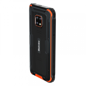 "Telefon mobil Blackview BV4900, 4G, IPS 5.7"", 3GB RAM, 32GB ROM, Android 10, Helio A22 QuadCore, NFC, 5580mAh, Dual SIM, Orange6"