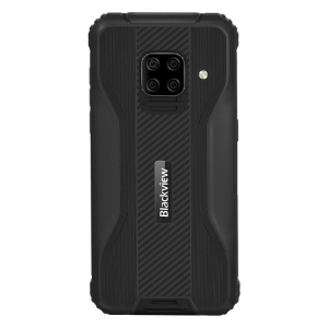 "Telefon mobil Blackview BV5100 Pro Negru, 4G, IPS 5.7"", 4GB RAM, 128GB ROM, Android 10, Helio P22, Scanner cod bare, NFC, 5580mAh, Dual SIM1"