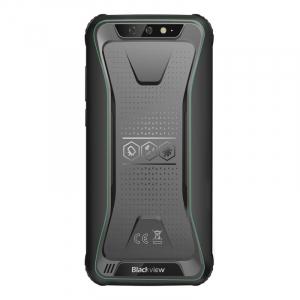 Telefon mobil Blackview BV5500 Plus, 4G, IPS 5.5inch, 3GB RAM, 32GB ROM, Android 10,MT6739 QuadCore, IP68, 4400 mAh, Dual SIM, Verde2