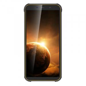 Telefon mobil Blackview BV5500 Plus, 4G, IPS 5.5inch, 3GB RAM, 32GB ROM, Android 10,MT6739 QuadCore, IP68, 4400 mAh, Dual SIM, Galben1