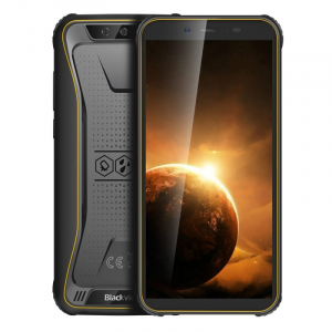 Telefon mobil Blackview BV5500 Plus, 4G, IPS 5.5inch, 3GB RAM, 32GB ROM, Android 10,MT6739 QuadCore, IP68, 4400 mAh, Dual SIM, Galben0