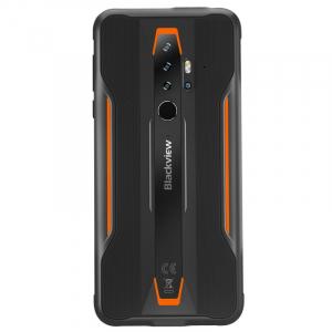 "Telefon mobil Blackview BV6300 Pro, 4G, IPS 5.7"", 6GB RAM, 128GB ROM, Android 10, Helio P70 OctaCore, IP69K, 4380mAh, Dual SIM, Orange2"