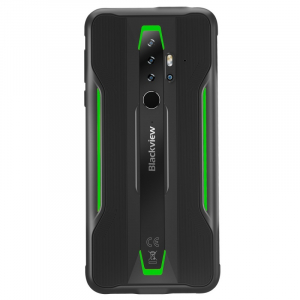 "Telefon mobil Blackview BV6300 Pro, 4G, IPS 5.7"", 6GB RAM, 128GB ROM, Android 10, Helio P70 OctaCore, IP69K, 4380mAh, Dual SIM, Verde2"