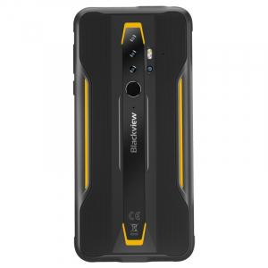 "Telefon mobil Blackview BV6300 Pro, 4G, IPS 5.7"", 6GB RAM, 128GB ROM, Android 10, Helio P70 OctaCore, IP69K, 4380mAh, Dual SIM, Galben2"